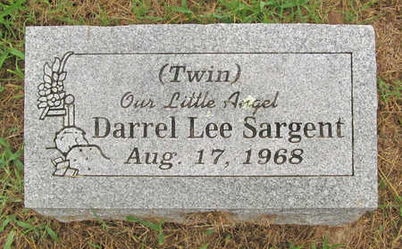 SARGENT, DARREL LEE - Washington County, Arkansas | DARREL LEE SARGENT - Arkansas Gravestone Photos