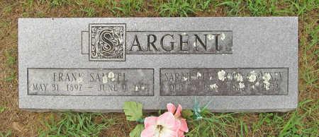 SARGENT, SARAH ELIZABETH - Washington County, Arkansas | SARAH ELIZABETH SARGENT - Arkansas Gravestone Photos
