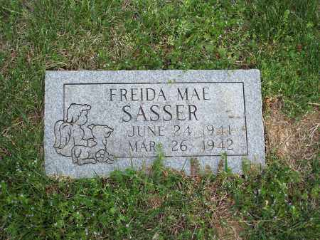 SASSER, FREIDA MAE - Washington County, Arkansas | FREIDA MAE SASSER - Arkansas Gravestone Photos