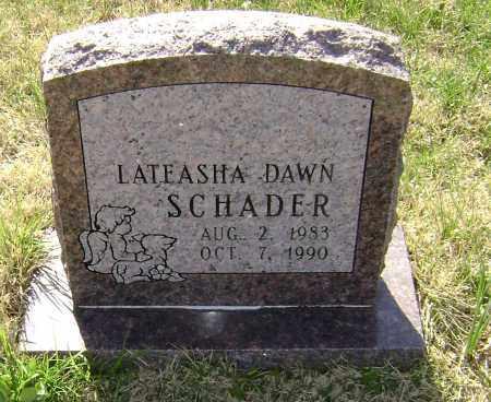 SCHADER, LETEASHA DAWN - Washington County, Arkansas   LETEASHA DAWN SCHADER - Arkansas Gravestone Photos