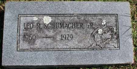 SCHUMACHER, LEO R. JR. - Washington County, Arkansas | LEO R. JR. SCHUMACHER - Arkansas Gravestone Photos