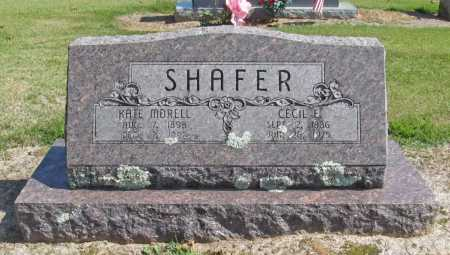 SHAFER, KATE - Washington County, Arkansas | KATE SHAFER - Arkansas Gravestone Photos