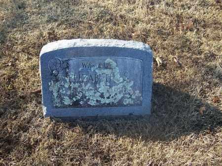 GILBERT, ELIZABETH S. - Washington County, Arkansas   ELIZABETH S. GILBERT - Arkansas Gravestone Photos