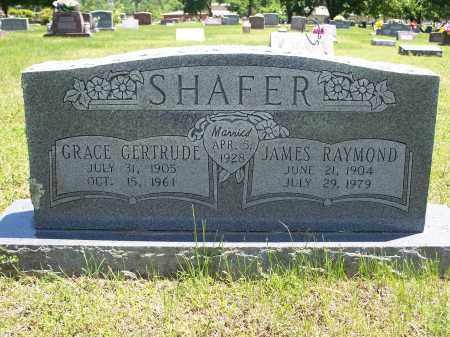 SHAFER, GRACE GERTRUDE - Washington County, Arkansas | GRACE GERTRUDE SHAFER - Arkansas Gravestone Photos