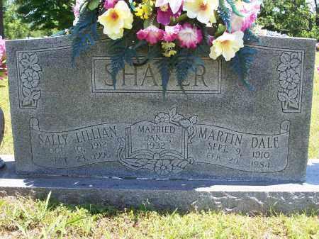 SHAFER, SALLY LILLIAN - Washington County, Arkansas | SALLY LILLIAN SHAFER - Arkansas Gravestone Photos