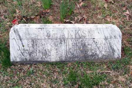 SHANKS, SUSAN - Washington County, Arkansas   SUSAN SHANKS - Arkansas Gravestone Photos