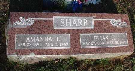 SHARP, ELIAS C - Washington County, Arkansas | ELIAS C SHARP - Arkansas Gravestone Photos