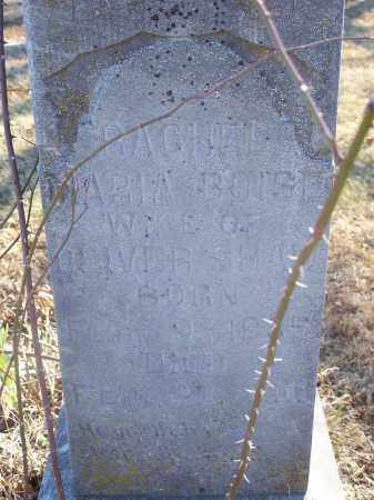 BOISE SHAW, RACHEL MARIA CLOSEUP - Washington County, Arkansas | RACHEL MARIA CLOSEUP BOISE SHAW - Arkansas Gravestone Photos