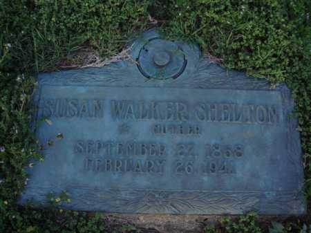 WALKER SHELTON, SUSAN - Washington County, Arkansas | SUSAN WALKER SHELTON - Arkansas Gravestone Photos