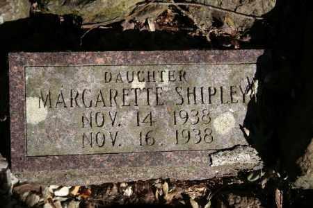 SHIPLEY, MARGARETTE - Washington County, Arkansas   MARGARETTE SHIPLEY - Arkansas Gravestone Photos