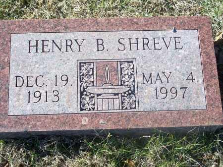SHREVE, HENRY B. - Washington County, Arkansas | HENRY B. SHREVE - Arkansas Gravestone Photos