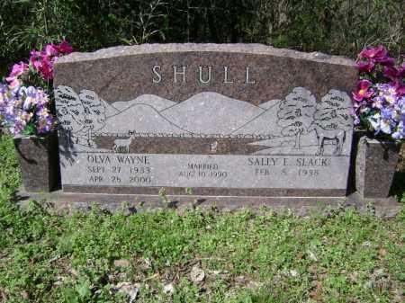 SHULL, OLVA WAYNE - Washington County, Arkansas   OLVA WAYNE SHULL - Arkansas Gravestone Photos