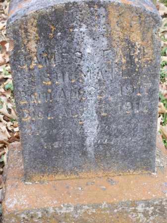 SHUMATE, JAMES EARL - Washington County, Arkansas   JAMES EARL SHUMATE - Arkansas Gravestone Photos