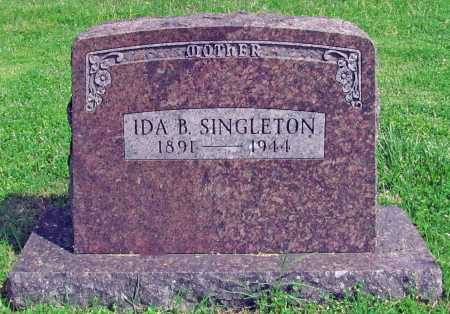 SINGLETON, IDA B. - Washington County, Arkansas   IDA B. SINGLETON - Arkansas Gravestone Photos