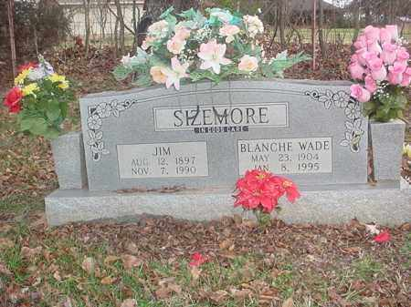 WADE SIZEMORE, BLANCHE - Washington County, Arkansas | BLANCHE WADE SIZEMORE - Arkansas Gravestone Photos