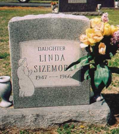 SIZEMORE, LINDA - Washington County, Arkansas   LINDA SIZEMORE - Arkansas Gravestone Photos