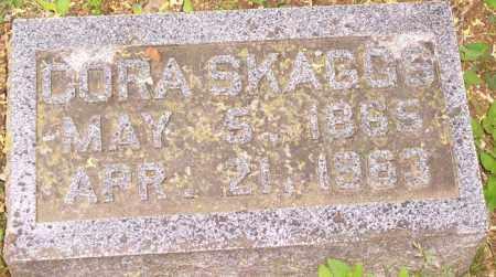 SKAGGS, CORA - Washington County, Arkansas | CORA SKAGGS - Arkansas Gravestone Photos