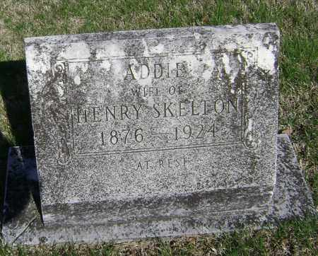 SKELTON, ADDIE - Washington County, Arkansas | ADDIE SKELTON - Arkansas Gravestone Photos