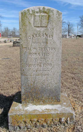 CONNER SKELTON, CASSANIA - Washington County, Arkansas | CASSANIA CONNER SKELTON - Arkansas Gravestone Photos