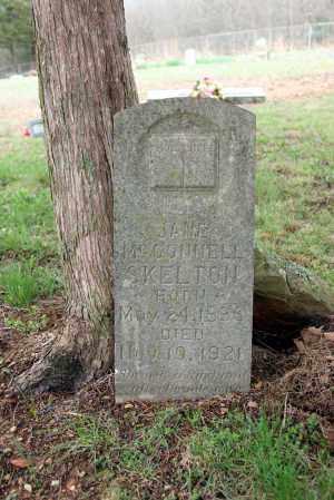 MCCONNELL SKELTON, JANE - Washington County, Arkansas | JANE MCCONNELL SKELTON - Arkansas Gravestone Photos