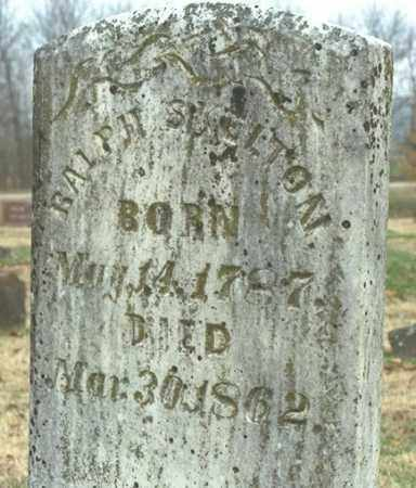 SKELTON (VETERAN 1812), RALPH - Washington County, Arkansas | RALPH SKELTON (VETERAN 1812) - Arkansas Gravestone Photos