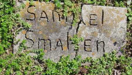 SMALLEN, SAMUEL - Washington County, Arkansas   SAMUEL SMALLEN - Arkansas Gravestone Photos