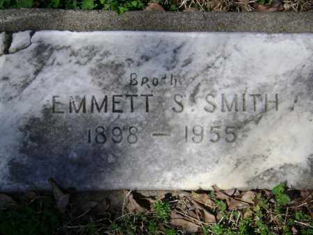 SMITH, EMMETT S. - Washington County, Arkansas   EMMETT S. SMITH - Arkansas Gravestone Photos