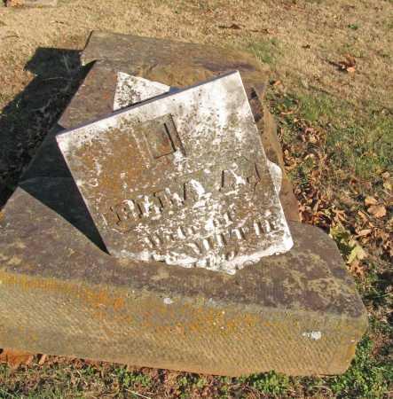 SMITH, ELLA A - Washington County, Arkansas | ELLA A SMITH - Arkansas Gravestone Photos