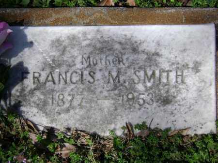 SMITH, FRANCIS M. - Washington County, Arkansas | FRANCIS M. SMITH - Arkansas Gravestone Photos