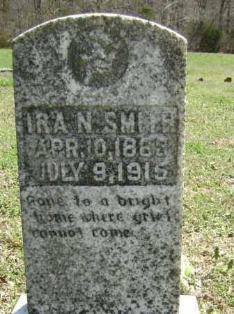 SMITH, IRA N. - Washington County, Arkansas   IRA N. SMITH - Arkansas Gravestone Photos