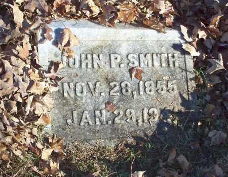 SMITH, JOHN P. - Washington County, Arkansas | JOHN P. SMITH - Arkansas Gravestone Photos