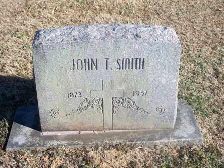 SMITH, JOHN T. - Washington County, Arkansas | JOHN T. SMITH - Arkansas Gravestone Photos