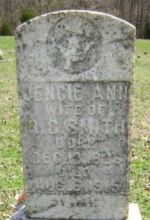 SMITH, JENICE ANN - Washington County, Arkansas   JENICE ANN SMITH - Arkansas Gravestone Photos