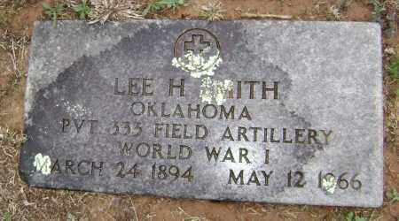 SMITH, LEE H. - Washington County, Arkansas | LEE H. SMITH - Arkansas Gravestone Photos