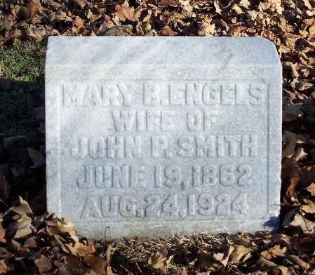 ENGELS SMITH, MARY B. - Washington County, Arkansas   MARY B. ENGELS SMITH - Arkansas Gravestone Photos