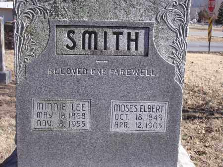 SMITH, MINNIE LEE - Washington County, Arkansas | MINNIE LEE SMITH - Arkansas Gravestone Photos