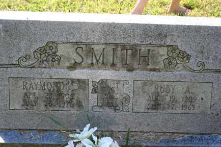 SMITH, RAYMOND T. - Washington County, Arkansas | RAYMOND T. SMITH - Arkansas Gravestone Photos