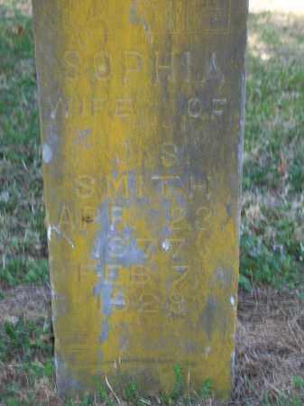 SMITH, SOPHIA - Washington County, Arkansas   SOPHIA SMITH - Arkansas Gravestone Photos