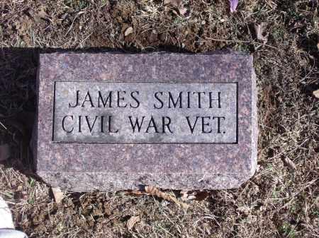 SMITH (VETERAN), JAMES - Washington County, Arkansas   JAMES SMITH (VETERAN) - Arkansas Gravestone Photos