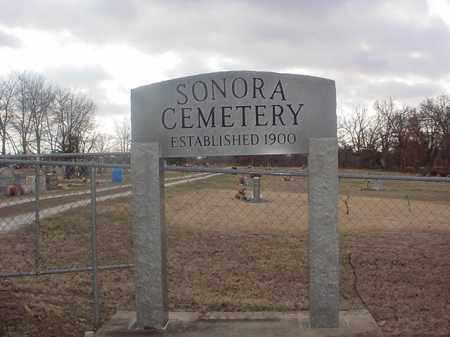 *SONORA CEMETERY GATE,  - Washington County, Arkansas |  *SONORA CEMETERY GATE - Arkansas Gravestone Photos