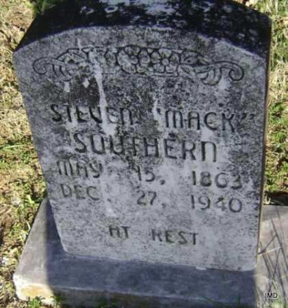 "SOUTHERN, STEVEN ""MACK"" - Washington County, Arkansas   STEVEN ""MACK"" SOUTHERN - Arkansas Gravestone Photos"