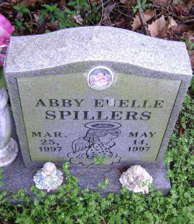 SPILLERS, ABBY EUELLE - Washington County, Arkansas | ABBY EUELLE SPILLERS - Arkansas Gravestone Photos