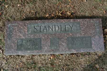 STANDLEY, GLEN C - Washington County, Arkansas   GLEN C STANDLEY - Arkansas Gravestone Photos