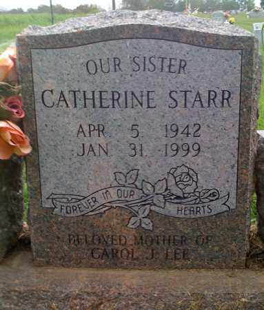 STARR, CATHERINE - Washington County, Arkansas | CATHERINE STARR - Arkansas Gravestone Photos