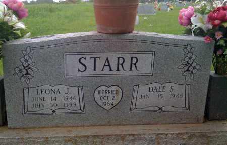 STARR, LEONA J. - Washington County, Arkansas | LEONA J. STARR - Arkansas Gravestone Photos