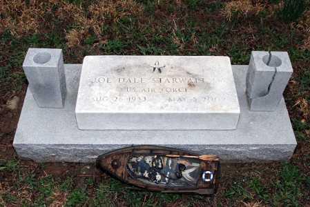 STARWALT, SR.  (VETERAN), JOE DALE - Washington County, Arkansas | JOE DALE STARWALT, SR.  (VETERAN) - Arkansas Gravestone Photos