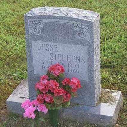 STEPHENS, JESSE - Washington County, Arkansas | JESSE STEPHENS - Arkansas Gravestone Photos