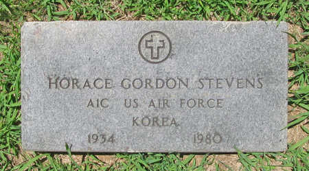 STEVENS (VETERAN KOR), HORACE GORDON - Washington County, Arkansas | HORACE GORDON STEVENS (VETERAN KOR) - Arkansas Gravestone Photos