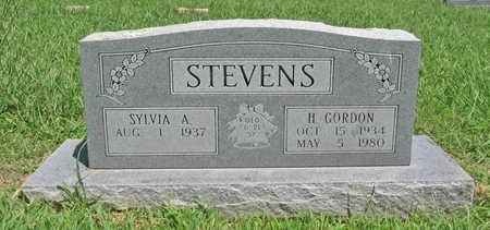 STEVENS, HORACE GORDON - Washington County, Arkansas   HORACE GORDON STEVENS - Arkansas Gravestone Photos