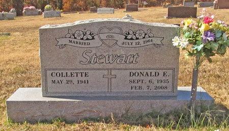 STEWART (VETERAN KOR), DONALD E - Washington County, Arkansas | DONALD E STEWART (VETERAN KOR) - Arkansas Gravestone Photos
